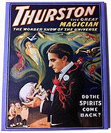 Thurston Poster Canvas Framed