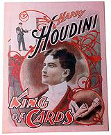 Houdini Canvas Poster 1 Framed
