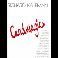 Card Magic by Richard Kaufman - Book