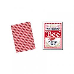 Cards Bee Poker size (Red/Blue) BRICK of 12