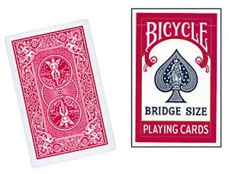 Cards Bicycle Bridge (Red)