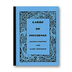 Cards Of Influence by Kenton Knepper - Book
