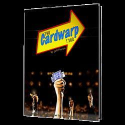The Cardwarp Tour by Jeff Pierce - Book