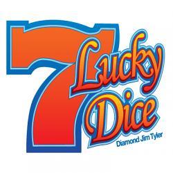 Lucky Dice by Diamond Jim Tyler
