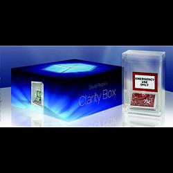 The Clarity Box by David Regal - Trick
