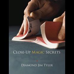 Close-Up Magic Secrets by Dover Publications - Book