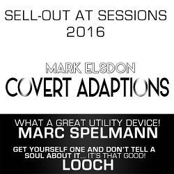 COVERT ADAPTIONS by Mark Elsdon Electronic Magic