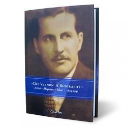 Dai Vernon: A Biography by David Ben - Book