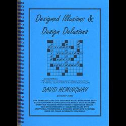 Designed Illusions & Design Delusions by David Hemingway - Book