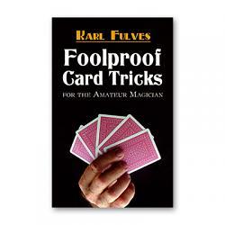Foolproof Card Tricks by Karl Fulves - Book