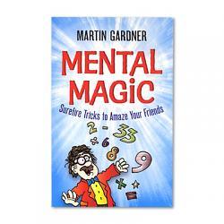 Mental Magic by Martin Gardner - Book
