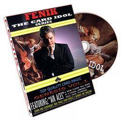 The Card Idol Series Vol 1 by Fenik - DVD