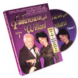 Falkenstein and Willard- Masters of Mental Magic- #1, DVD