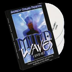Mind Waves (3 DVD Set) by Andrew Gerard - DVD