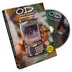 O.D. (Optical Delusion) by Aaron Paterson - DVD