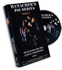 Psi Series Banachek- #1, DVD