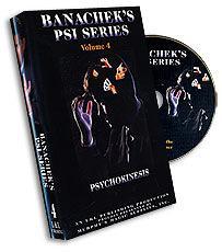 Psi Series Banachek- #4, DVD