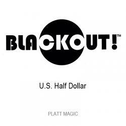 Blackout (US Half Dollar, With DVD) by Brian Platt - DVD