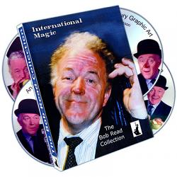 Bob Read Collection (4 DVD Set) - DVD