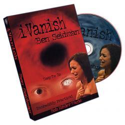 iVanish by Ben Seidman - DVD