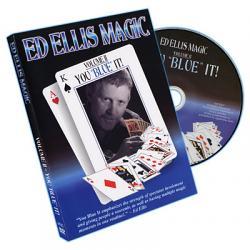 You Blue It by Ed Ellis - DVD