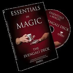 Essentials in Magic Svengali Deck - DVD
