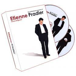 The Professional Repertoire of Etienne Pradier (2 DVD Set) - DVD