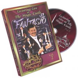Lecturing Live At The Magic Castle Vol. 2 by Fantasio - DVD