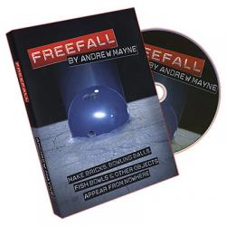 Freefall by Andrew Mayne - DVD