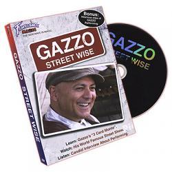 Gazzo Street Wise by Fantasma Magic - DVD