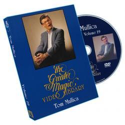 Greater Magic Volume 19 - Tom Mullica - DVD