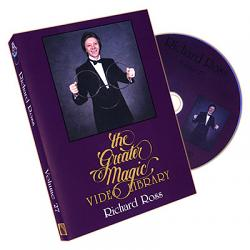 Greater Magic Volume 27 - Richard Ross - DVD