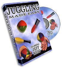 Juggling Made Easy Hampton Ridge /Fun Inc., DVD