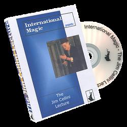 Jim Cellini Lecture by International Magic - DVD