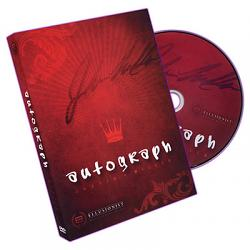 Autograph by Justin Miller - DVD