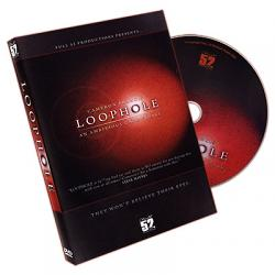 Loophole by Cameron Francis - DVD