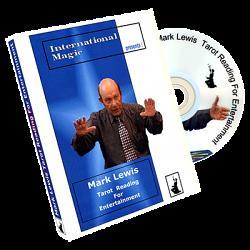Mark Lewis Tarot Reading For Entertainment by International Magic - DVD