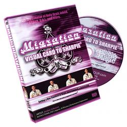 Migration by Jordan Johnson - DVD