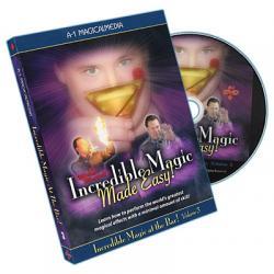 Incredible Magic At The Bar - Volume 3 by Michael Maxwell - DVD