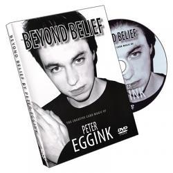 Beyond Belief by Peter Eggink - DVD