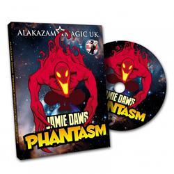 Phantasm (RED) by Jamie Daws & Alakazam Magic - DVD