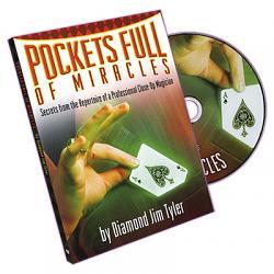 Pockets Full of Miracles by Diamond Jim Tyler - DVD