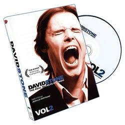 The Real Secrets of Magic Volume 2 by David Stone - DVD