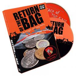 Return of The Bag (2 DVD set) by Craig Petty and World Magic Shop - DVD