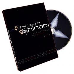The Way Of Shinobi by Emran Riaz Featuring Tony Chang - DVD