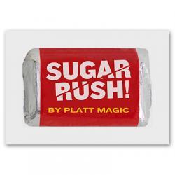 Sugar Rush (Gimmicks and DVD) by Brian Platt - DVD