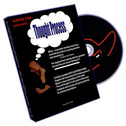 Thought Process by Merchant of Magic and Wayne Fox - DVD