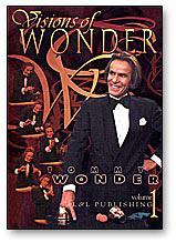 Tommy Wonder Visions of Wonder- #1, DVD