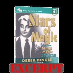 Cigarette Through Quarter video DOWNLOAD (Excerpt of Stars Of Magic #4 (Derek Dingle) - DVD)