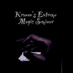 Extreme Magic Seminar by Nathan Kranzo video DOWNLOAD